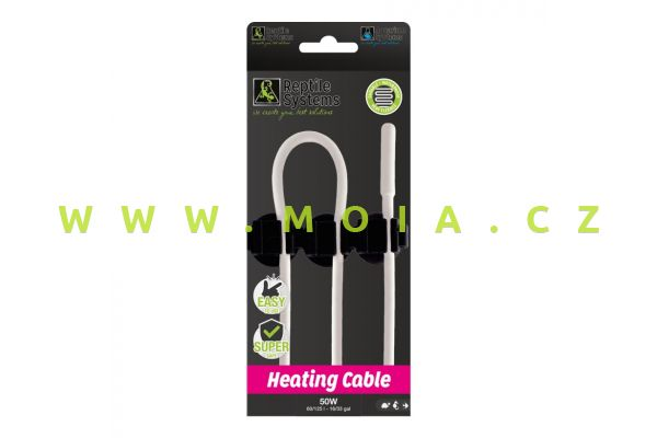 Heating Cable 50W 6m