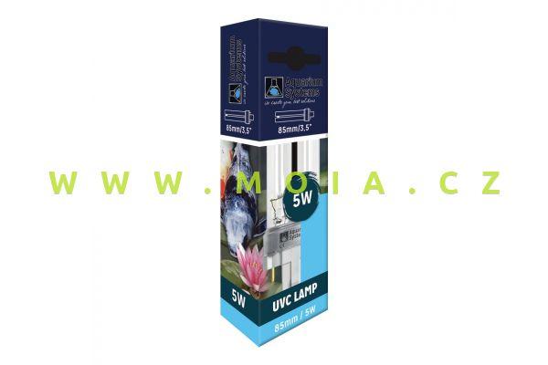 Compact Lamp UVC  8.5cm - 5W
