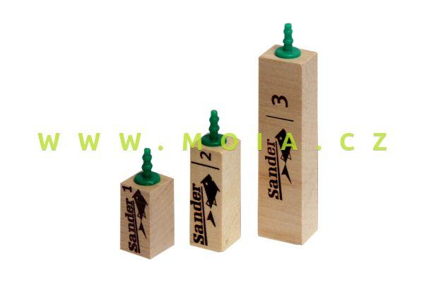 .3.3.3/Wooden Air Stones No.3