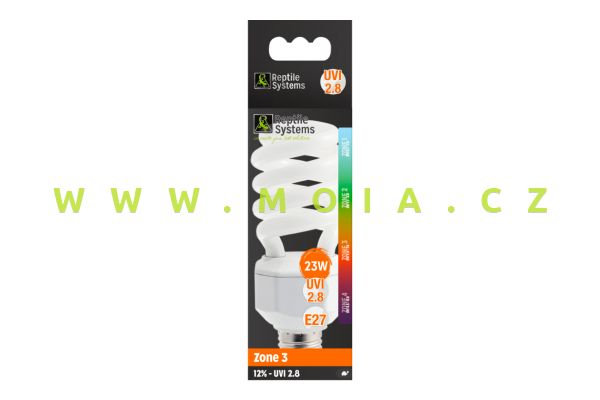 Compact Lamp Specialist - D3+ 10% UVB - 23watt