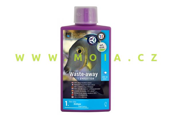 Water Conditioner, Reef Evolution by Dr Tim WASTE-AWAY 250ml